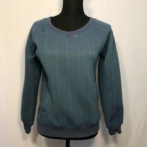 Blue Prana Sweatshirt Size XS